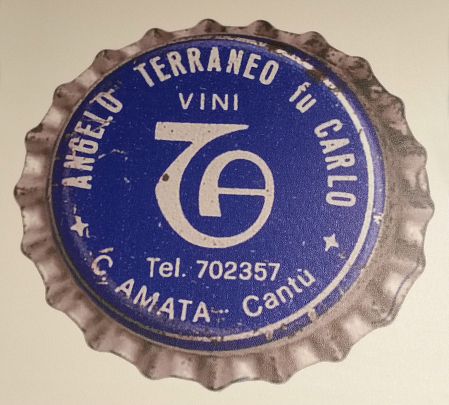 Tappo Angelo Terraneo Vini